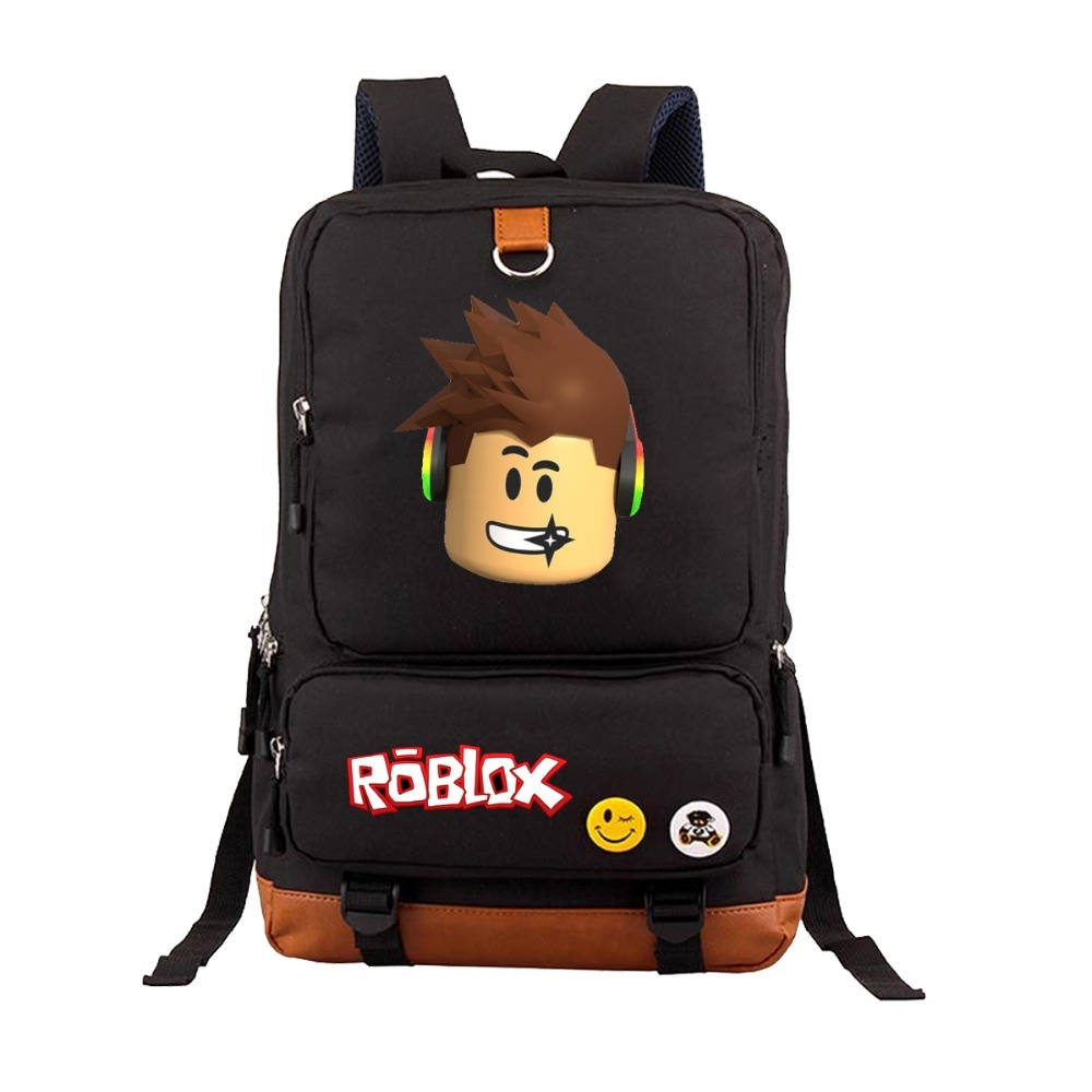 2018 new Game Roblox backpack women men travel shoulder bag Teenage Backpacks girl Boys student schoolbag backpack 5 style