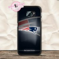 New England Patriotz American Football Case For Galaxy S8 S7 S6 Edge Plus S5 mini S4 active Core Prime A7 A5 Win Ace Note 5