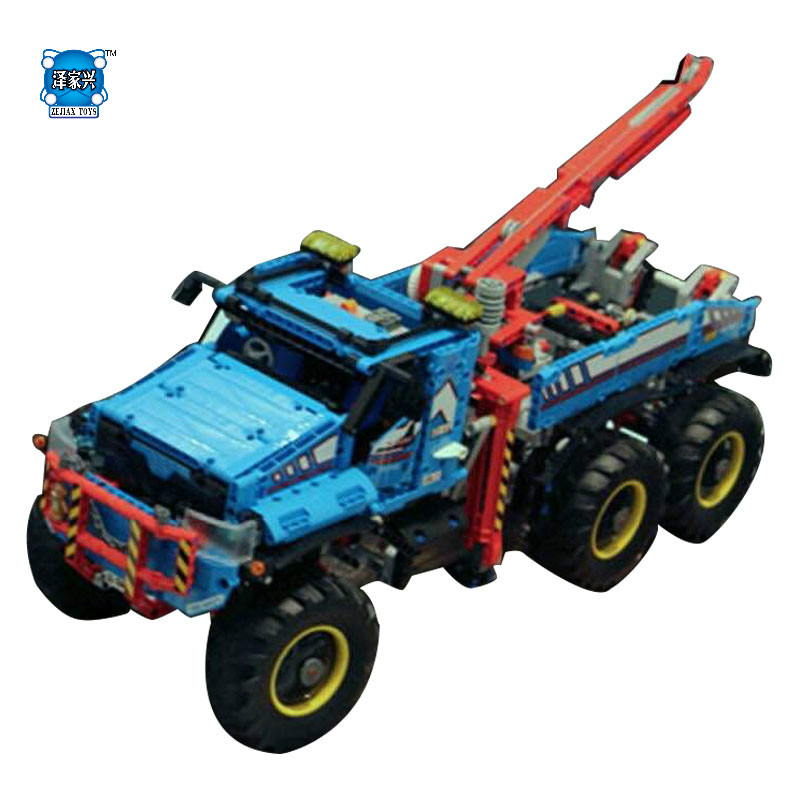 Lepins 1912Pcs Technic Series The Ultimate All Terrain Remote Control Truck Set Building Blocks Bricks figures Toys Model Gift inov 8 сумка all terrain kitbag black