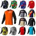 XC Moto T-Shirt Mountain Bike Sprint Sport Jersey Downhill Jersey Motocross Jersey XC BMX DH MTB