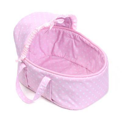 hot-selling cute silicone reborn Baby doll Sleeping Bag Basket hoppet use for 26cm -28cm dolls for girls babies DIY accessories