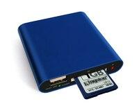 JEDX 16 GB SDHC Karte MINI Full HD 1080 P MKV RM H.264 WMV SD USB Meida Spieler HDMI/AV, HD TV Box, TV Partner