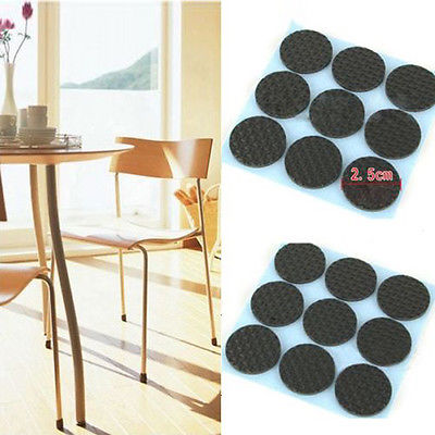 Anti Skid Furniture Protection Pads Rubber Self Adhesive Scratch Protector  BC