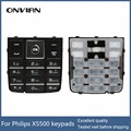 Original keypads for Philips X5500 Cellphone,ker button for Xenium CTX5500 Mobile Phone with warranty