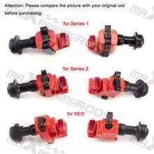 Pacotes de bobina de ignição para skyline r32 rb20det r33 s1 rb25det gtst rb26dett atualização