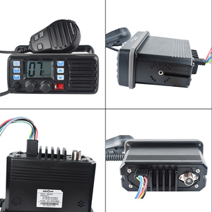 Image 5 - 25W High Power VHF Marine Band Walkie talkie Mobile Boat Radio Waterproof 2 Way Radio mobile transceiver RS 507M