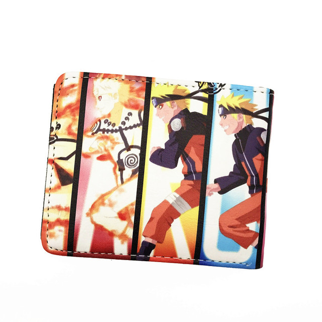 Anime Naruto Wallet Coin Purse Wallet