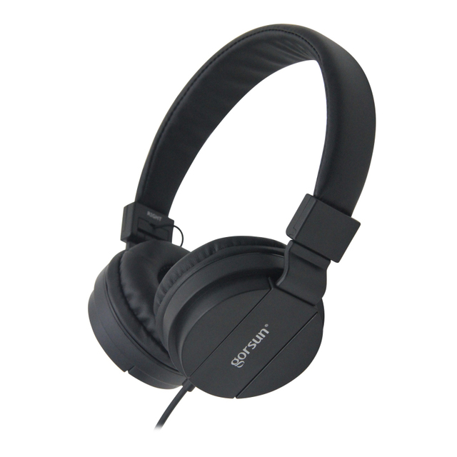 Deep Bass Headphones 3.5mm 4