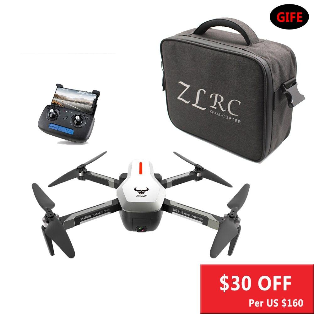 4 K Kamera Hd Drone 1080 P 5g Wifi Rc Quadcopter Drone Video Fpv Kamera Hubschrauber Spielzeug Drone Für Kinder Spielzeug Eders Sg906 Rc Drohnen