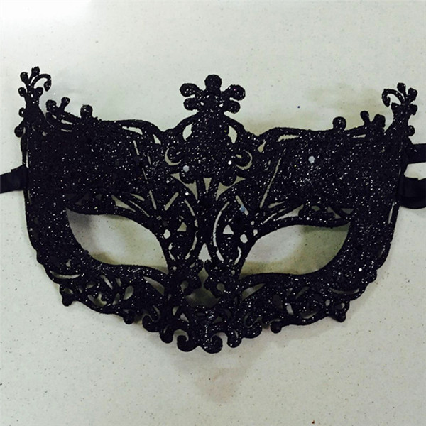 Fox Cat Batman Crown Halloween Lace Eye Mask Costume Ball Party Fancy Dress
