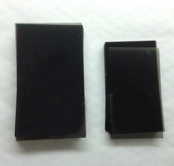 bilder für 50 stücke für iPhone 5 5G 5 S 5c original LCD Polarisator Film polarisation Polaroid Polarisierte Licht Film für Apple iPhone 5 5G 5 S 5c