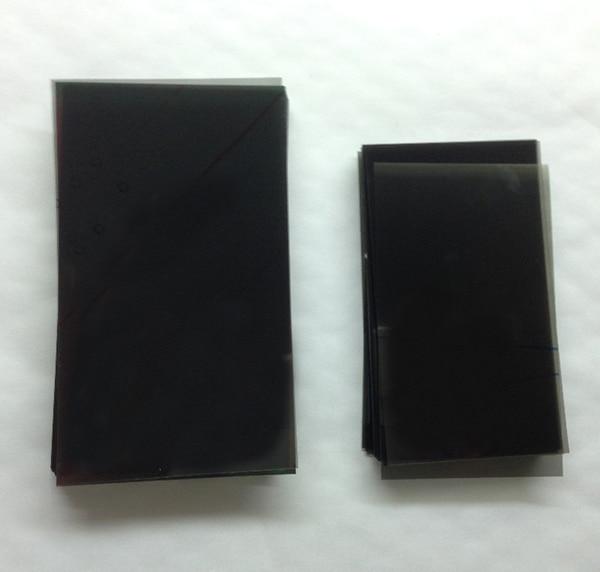 imágenes para 50 unids para el iphone 5 5G 5c 5S original LCD Film Polarizador polarización Luz Polarizada Película Polaroid para Apple iPhone 5 5G 5S 5c