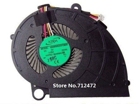 New CPU Cooling Fan for Acer Aspire M5-481 M5-481G M5-481PT M5-481T M5-481TG AB08005HX07QB00 DFS491105MH0T EG50060V1-C020-S99
