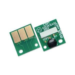 Image 4 - 40 CÁI DR DR 311 DR311 K/C/Y/M hình ảnh con chip đơn vị cho Konica Minolta Bizhub C220 C280 C360 C 220 280 360 7228 chip drum reset