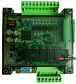 FK3U 14MR6AD2DA 8 вход 6 релейный выход 6 аналоговый вход 2 аналоговый выход plc контроллер