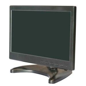 "Image 4 - ZHIXIANDA 10.1 ""Zoll 16:10 CCTV Sicherheit Monitor Farbe Screen Monitor Breite Betrachtung Winkel mit Lautsprecher AV/VGA/HDMI/BNC"