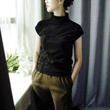 GIGOGOU Summer Short Sleeve T-shirt Female Casual Women T Shirt 95% Cotton Top Tee Harajuku Tshirt Tops Plus Size 2XL 3XL