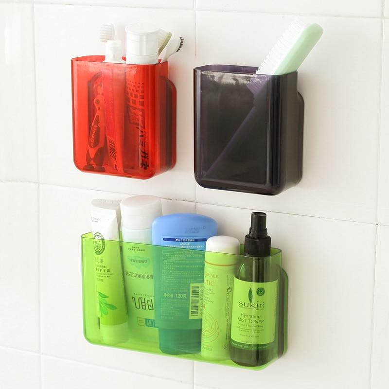 Kupaonica Wall Shelve zadovoljan kupaonica zatvoriti kozmetički - Organizacija i skladištenje u kući - Foto 2