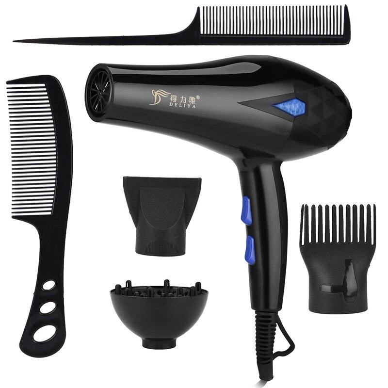 2200W Powerful Hair Dryer Electric Barber Salon ...