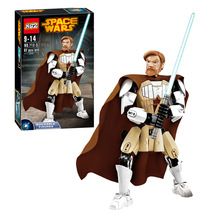 Star Wars XSZ 712-3 Space Wars Children's Storm Soldier Han Solo Building Block Minifigure Toys Compatible With legoe 75109 Toys