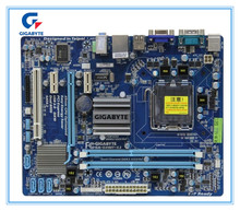 Cheapest prices Gigabyte motherboard for  GA-G41MT-S2 LGA 775 DDR3 G41MT-S2 8GB Fully Integrated G41 desktop motherboard Free shipping