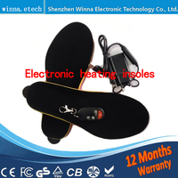 Scholls Insoles Winter Shoes Pad With Remote Control EUR Men S Women S Size Foam Material