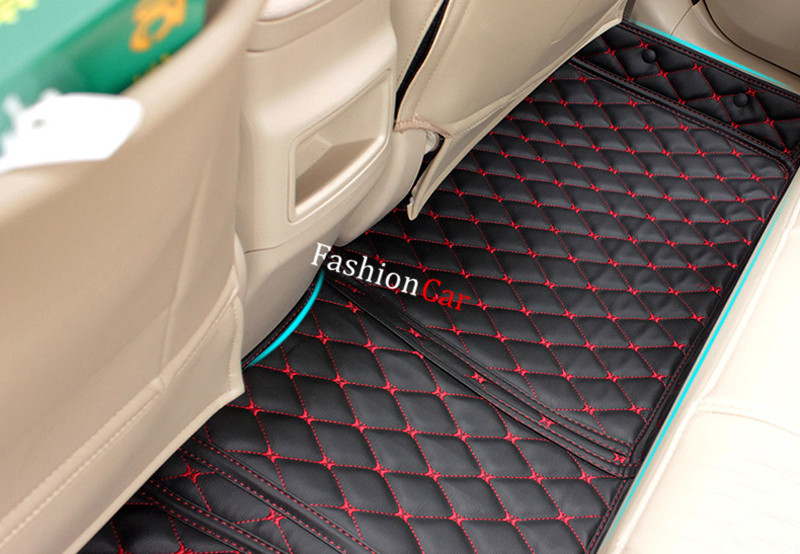 все цены на Car Floor Mats Carpets Cover For TOYOTA Camry 2014 2015 2016 Car Styling Foot Pads онлайн