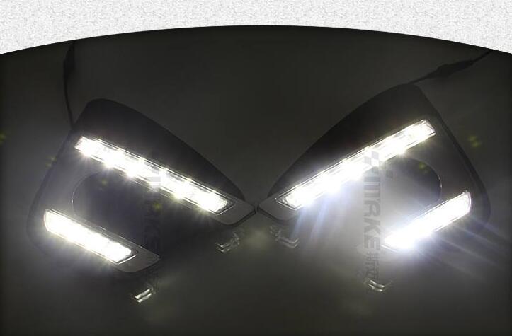 Osmrk Сид DRL дневного света для Мазда CX-5 2012-2016, супер яркий