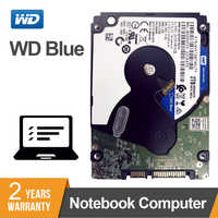 """Western Digital Original WD Blue 2.5"""" 2TB Mobile Internal Hard Disk Drive 5400RPM SATA 6Gb/s 128MB Cach Laptop HDD for Notebook"""