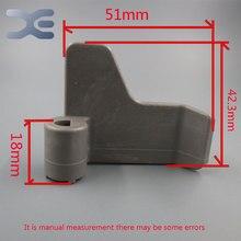 Высокое качество кухонные приборы части смешивания лезвия хлебопечки ABS Пластиковые лезвия части для LG