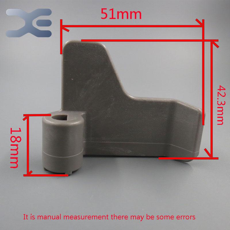 Spare Parts For Blade Bread Maker Machine Rotimatic Robotic Roti Blade For LG Hinari 5832FB3300B Kitchen Appliance Parts