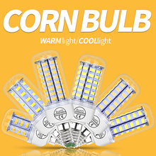 E27 Corn Bulb 220V Bombilla Vela LED E14 Bulb GU10 LED Lamp B22 24 36 48 56 69 72 LEDs Light For Home 5730 Chandelier Lighting e27 led bulb e14 led lamp ac 220v 240v corn candle lamp 24 36 48 56 69 72 leds chandlier lighting for home decoration led lights