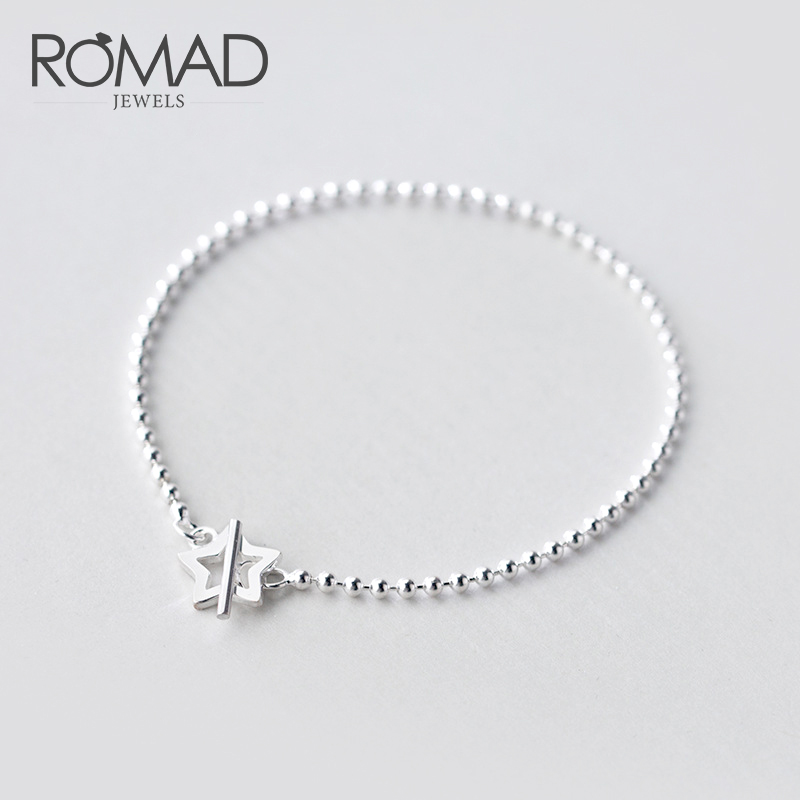 ROMAD 925 Sterling Silver...