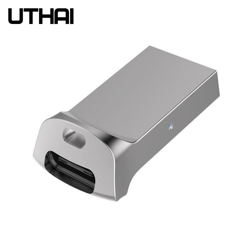 UTHAI C38 USB To Type-C Adapter USB3.0 Converter Type-C To USB Charger Type-c Mother Seat  Adapter To PC