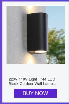 220 v 110 v luz ip44 led