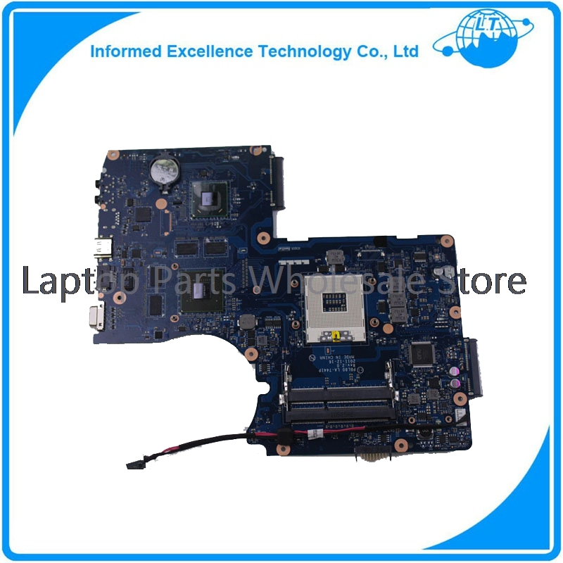PBL80 LA-7441P REV 2.0 motherboard For Asus X93S K93SM X93SM laptop motherboard mainboard GT630M 2GB tested Top quality hot for asus x551ca laptop motherboard x551ca mainboard rev2 2 1007u 100% tested new motherboard