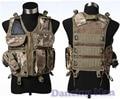 Seal da marinha dos EUA modular Tactical vest Utility Segurança Preto carga swat assalto Militar Airsoft Combate caça coldre de arma da polícia