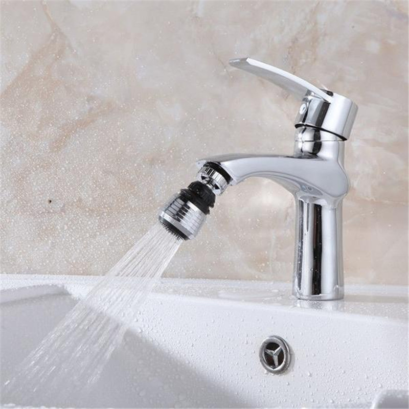 360 Degree Swivel Tap Kitchen Bathroom Sink Mixer Faucet Nozzle Water Saving Tap