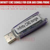 Последняя версия Китай агент Infinity-Box Dongle Infinity CM2 Box Dongle для GSM и CDMA телефонов Бесплатная доставка
