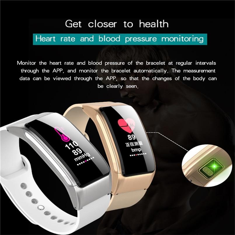 B31 Smart Bracelet Bluetooth Call Bracelet Headset 2 in 1 Smart Watch 0.96 Inch IPS Color AI Voice Intelligence 40AP1004