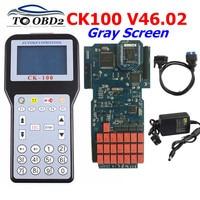 CK100 Auto Key Programmer V46.02 OBD2 CK 100 Diagnostic Tool CK 100 v46.02 Support for Toyota G Chip & multi language