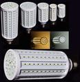 1X  Super brightness  7W 12W 15W 25W 30W 40W 50W E27 E14 B22 GU10 SMD5630 Screw Corn Light 110V-220V lighting angle led bulb