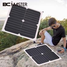 BCMaster 13W 6V Solar Panel solar cells DIY Battery Power Charge Sunpower Portable flexible monocrystalline silicon solar panels