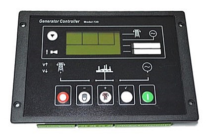 made in china Deep sea Generator Controller P720 replace DSE720,control panel DSE720