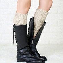 Fashion female autumn and winter new jacquard handmade bow in the tube set female knit socks leggings set
