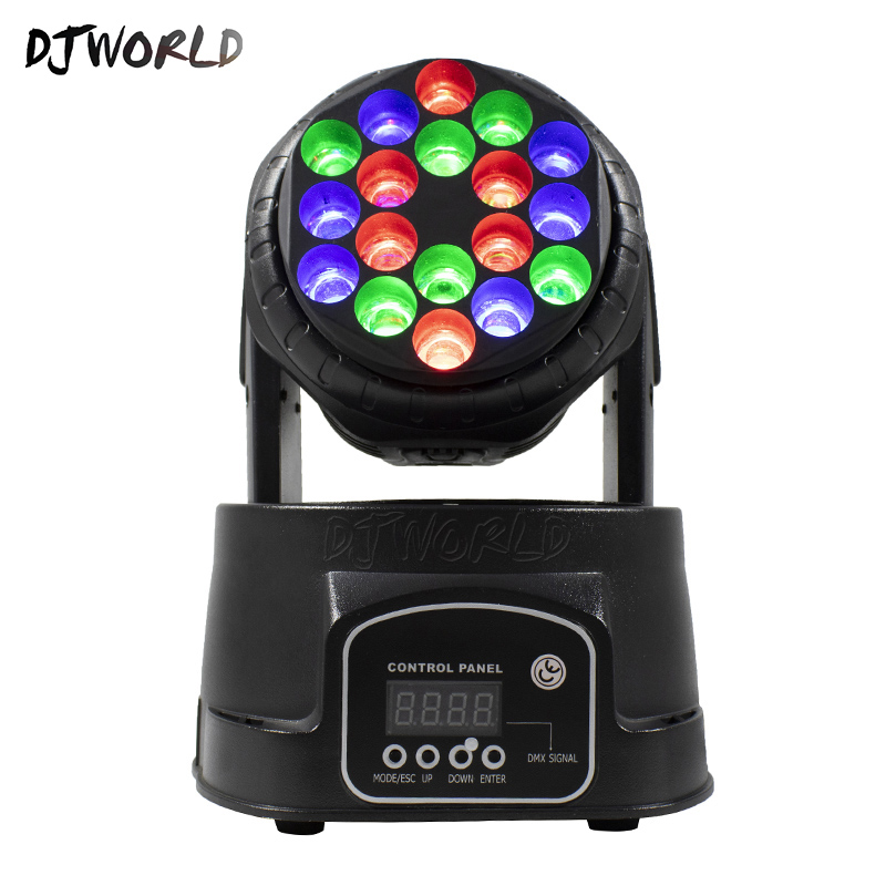 2pcs/lot LED Beam 18x3W RGB Moving Head Light LED Wash Moving DMX512 Stage Effect Lighting Good for DJ Disco Nightclub And Party кремы wilson крем уход men care men body