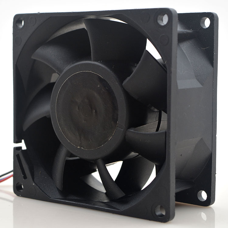 New original FFC0812DE 8038 12V 1.80A four-wire PWM temperature control 8CM large air volume fan
