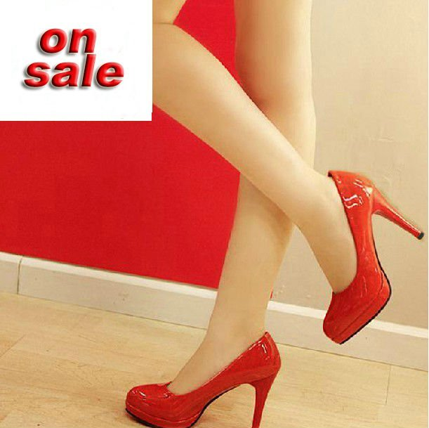Red Pumps On Sale