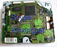 Original DVD M2 5 6 Single Car DVD Navigation Mechanism SF HD4 Two Resistor Loader For