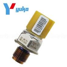 NEW Genuine Fuel Rail Pressure Sensor 55PP26-02 For VW 03L906051, 03L 906 051